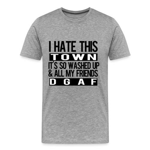 Major League Generation Music  - Men's Premium T-Shirt
