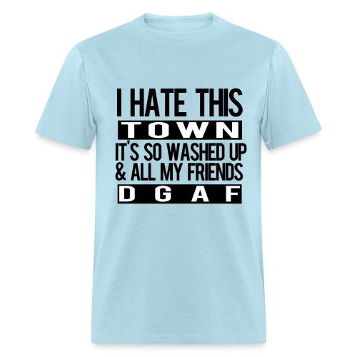 Major League Generation Music  - Men's T-Shirt