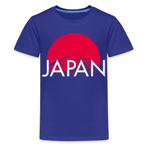 Japan Mt Fuji T-Shirt - Kids' Premium T-Shirt
