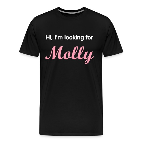 Molly - Men's Premium T-Shirt