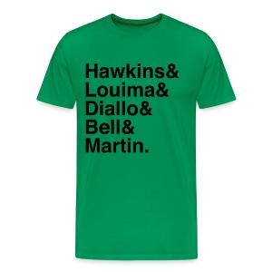 WS737 - Men's Premium T-Shirt