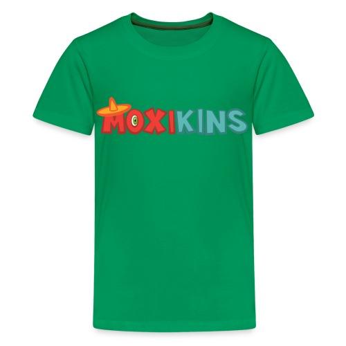 Moxikins logo kids - Kids' Premium T-Shirt