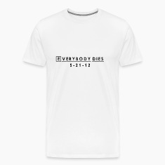 Everybody Dies Commemorative T-shirt -  House MD |