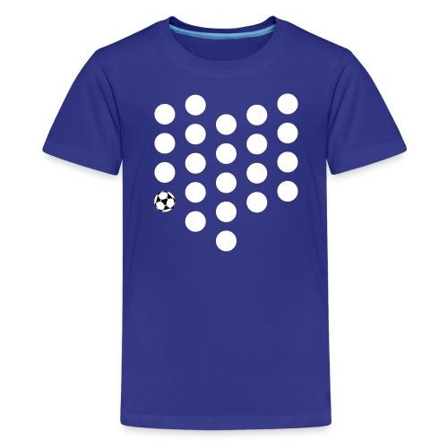 Cincinnati Soccer - Kids Shirt - Kids' Premium T-Shirt