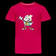 Kids' Shirts ~ Kids' Premium T-Shirt ~ Cupcake Charlie Kids Tee
