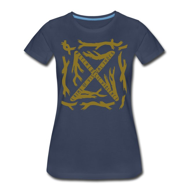[W] Plus Gold Blue Blood
