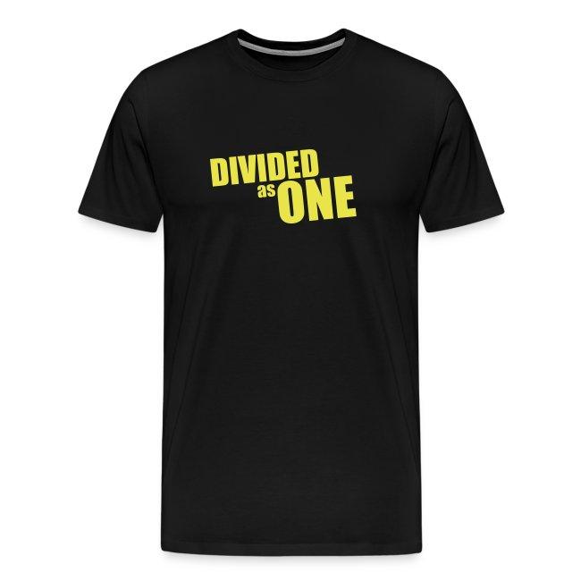 DA1 Yellow Logo Shirt
