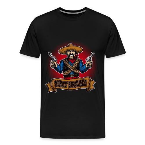 Dirty Sanchez - Men's Premium T-Shirt