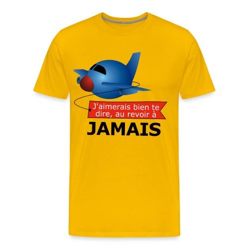 Jamais - Men's Premium T-Shirt