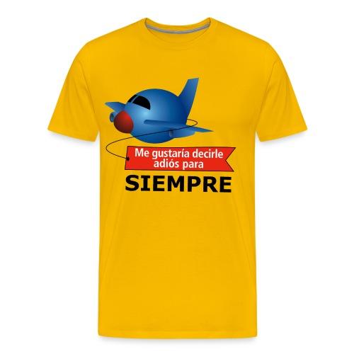 SIEMPRE - Men's Premium T-Shirt