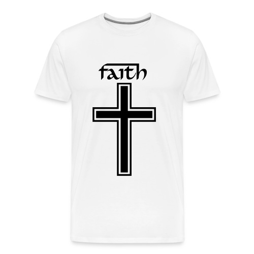 FAITH TEE - Men's Premium T-Shirt