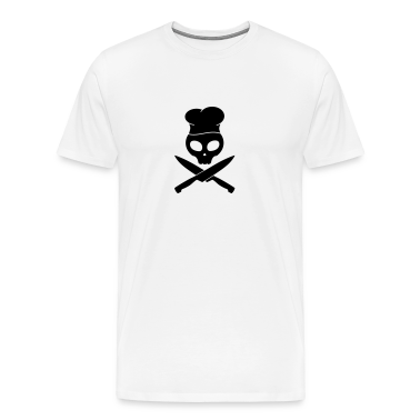 kitchen skull pirate T-Shirts
