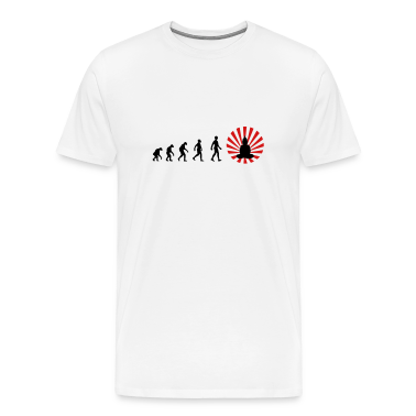 Darwin, evolution, revolution, enlightened, Buddha, buddhism, T-Shirts
