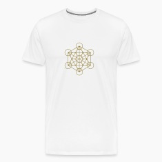 merkaba - flower of life T-Shirts