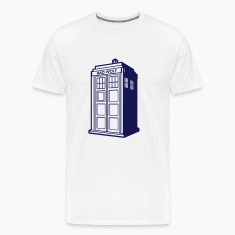tardis badwolf t-shirt