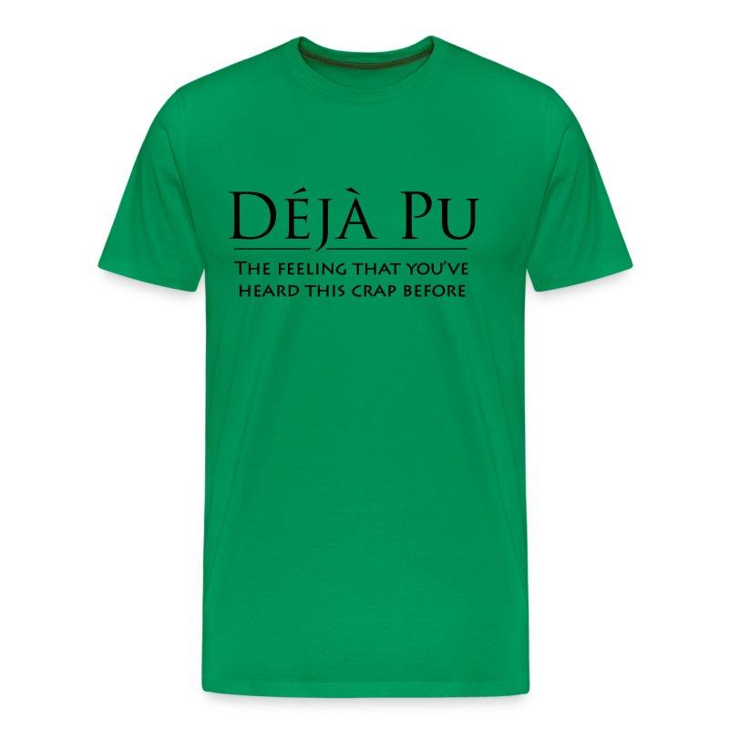 Deja Pu - Men's Premium T-Shirt