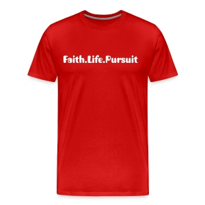 Faith  - Men's Premium T-Shirt