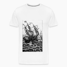 Poulpe Colossal T-Shirts