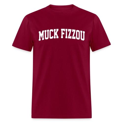 Alabama says Muck Fizzou - Men's T-Shirt