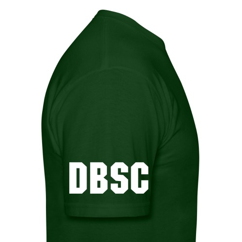 DBSC Standard - White Letters - Men's T-Shirt