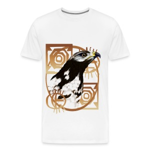 Bird Of The Serengeto - Men's Premium T-Shirt
