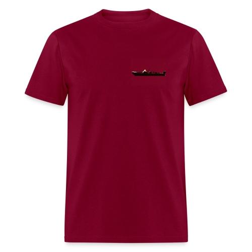 Boater for Life Tshirt - Men's T-Shirt