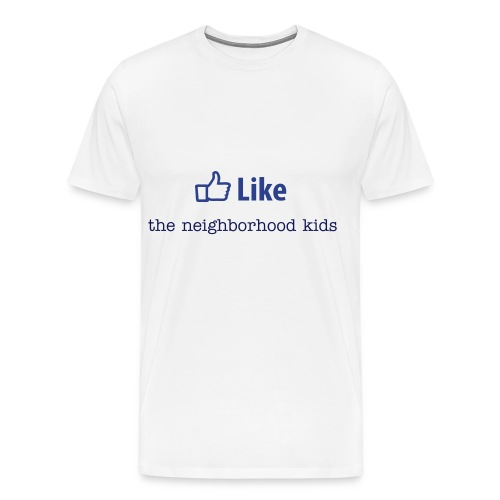 the neighborhood kids tees - Men's Premium T-Shirt