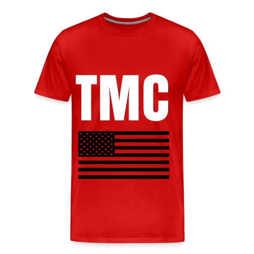 The Marathon continues  - Men's Premium T-Shirt