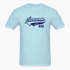 Awesome DAD T-Shirt NS