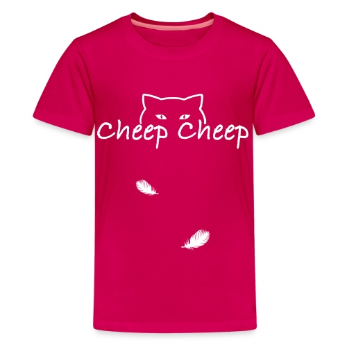 #Cheep Cheep Youth T - Kids' Premium T-Shirt
