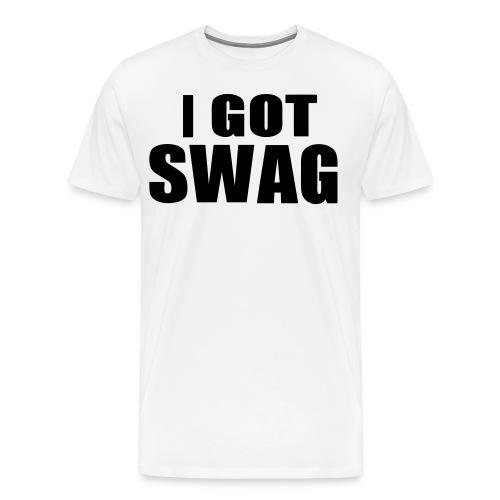 I Got Swag - Men's Premium T-Shirt