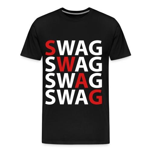 Swaggy - Men's Premium T-Shirt