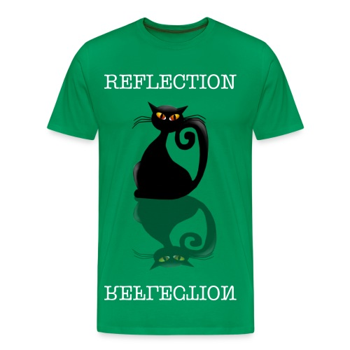 REFLECT - Men's Premium T-Shirt