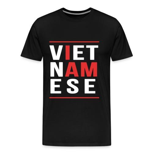 I am Vietnamese - Men's Premium T-Shirt