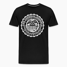 Federal Reserve Seal T-Shirts
