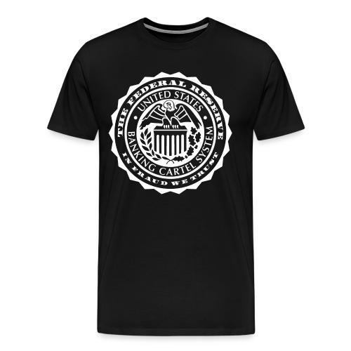 Federal Reserve - Men's Premium T-Shirt