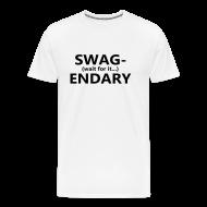 T-Shirts ~ Men's Premium T-Shirt ~ Swagendary