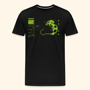 PETtype Screen - Men's Premium T-Shirt