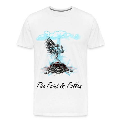 The Faint & Fallen. ♥ - Men's Premium T-Shirt
