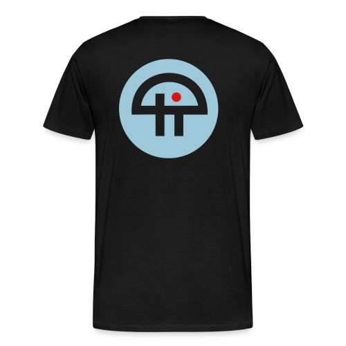 Men's Two-Sided Tee - 3XL & 4XL - Men's Premium T-Shirt