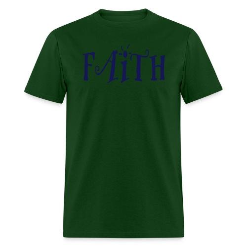 happy faith - Men's T-Shirt