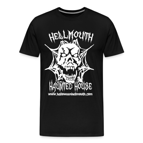 2011 Hellmouth Men's Heavyweight T-Shirt - Men's Premium T-Shirt