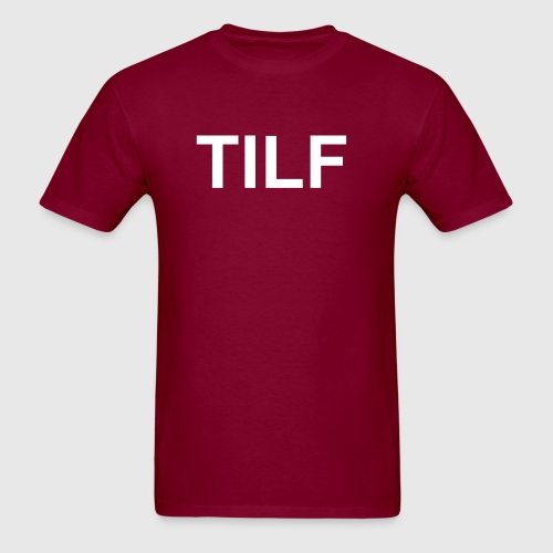 Alabama (Tide I'd Like To *) TILF - Men's T-Shirt
