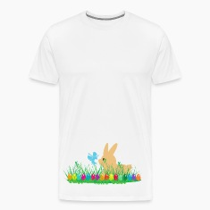 easter bunny (DDP) T-Shirts