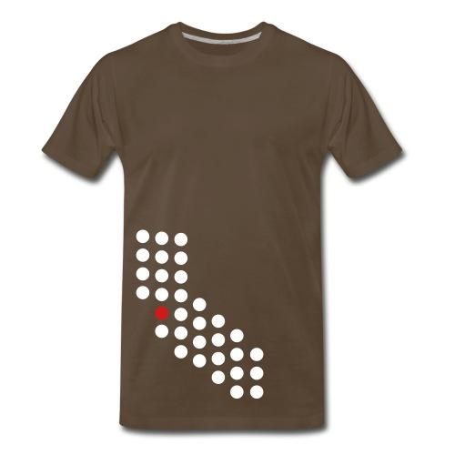 Bay Area, CA - Unisex - Men's Premium T-Shirt
