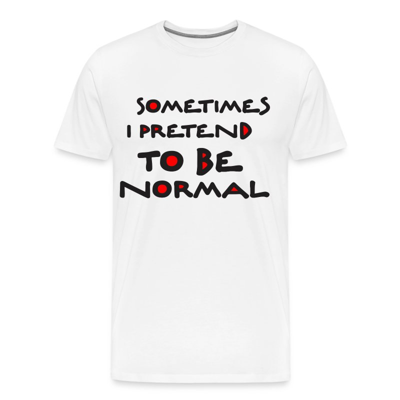 Normal is bored t shirt spreadshirt for Bored now t shirt