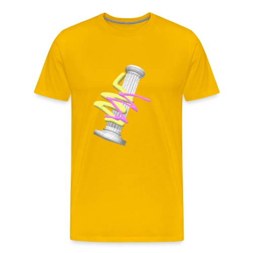 Greek Zig Zags - Men's Premium T-Shirt