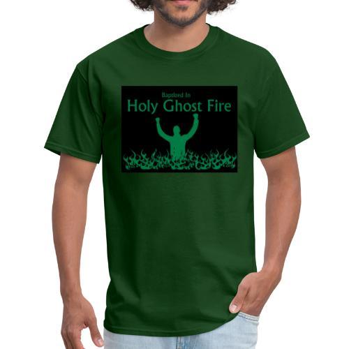 Holy Spirit Hands Lifted - Men's T-Shirt