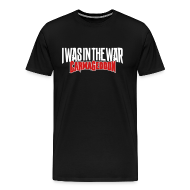 T-Shirts ~ Men's Premium T-Shirt ~ I Was In The War