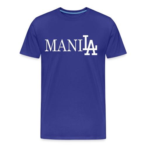 ManiLA T-shirt - Men's Premium T-Shirt